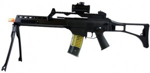 DE R36K Airsoft Sniper Rifle