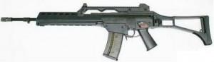 TSD Tactical SRC Gen II AEG SR36 Carbine Airsoft Gun