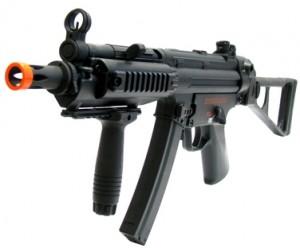 electric blowback MP5A2 airsoft gun