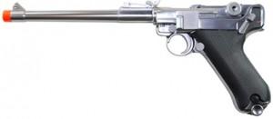 TSD Tactical P08 Blowback airsoft Pistol