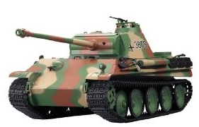 German Panther RC Airsoft Tank