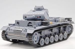 Panzer Kampfwagen RC Airsoft Tank