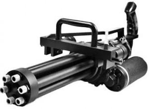 Airsoft Minigun M134