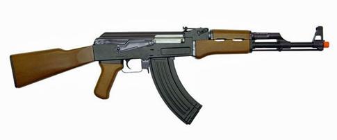 2014 Tokyo Marui AK47 airsoft rifle